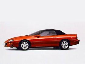 Ver foto 2 de Chevrolet Camaro Convertible 1998