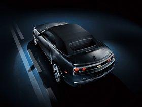 Ver foto 5 de Chevrolet Camaro Convertible 2010