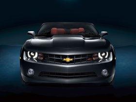 Ver foto 4 de Chevrolet Camaro Convertible 2010