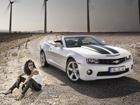 Ver foto 8 de Chevrolet Camaro Convertible 2011