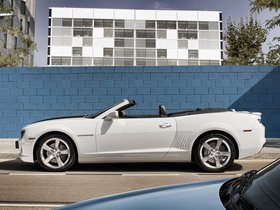 Ver foto 4 de Chevrolet Camaro Convertible 2011