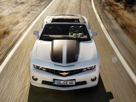 Ver foto 16 de Chevrolet Camaro Convertible 2011