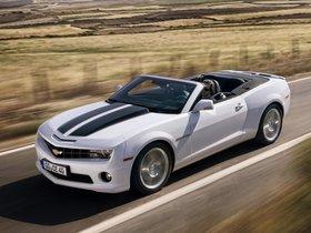 Ver foto 15 de Chevrolet Camaro Convertible 2011