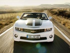 Ver foto 14 de Chevrolet Camaro Convertible 2011