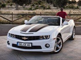 Ver foto 13 de Chevrolet Camaro Convertible 2011
