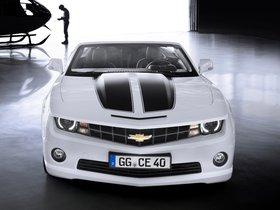 Ver foto 10 de Chevrolet Camaro Convertible 2011