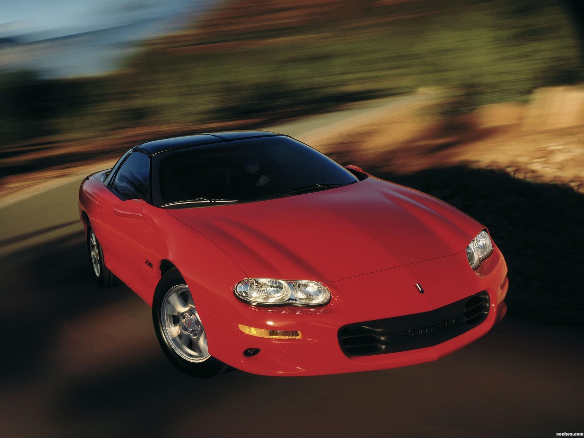 Foto 0 de Chevrolet Camaro Coupe 2001