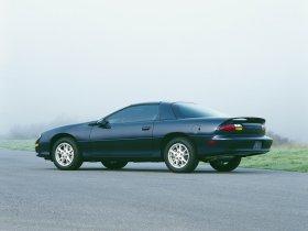 Ver foto 3 de Chevrolet Camaro Coupe 2001