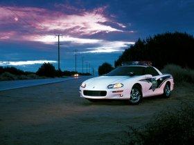 Ver foto 11 de Chevrolet Camaro Coupe 2001