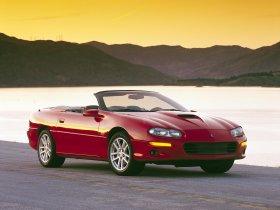 Ver foto 10 de Chevrolet Camaro Coupe 2001