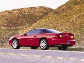 Ver foto 9 de Chevrolet Camaro Coupe 2001