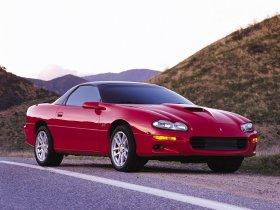 Ver foto 8 de Chevrolet Camaro Coupe 2001