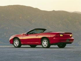 Ver foto 7 de Chevrolet Camaro Coupe 2001