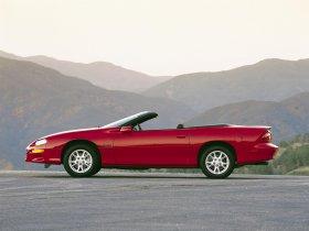 Ver foto 6 de Chevrolet Camaro Coupe 2001