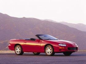 Ver foto 5 de Chevrolet Camaro Coupe 2001