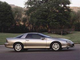 Ver foto 4 de Chevrolet Camaro Coupe 2001