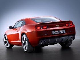 Ver foto 5 de Chevrolet Camaro Coupe 2011