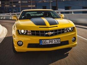 Ver foto 4 de Chevrolet Camaro Coupe 2011