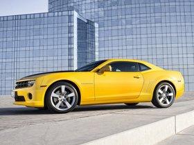 Ver foto 2 de Chevrolet Camaro Coupe 2011