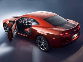 Ver foto 13 de Chevrolet Camaro Coupe 2011