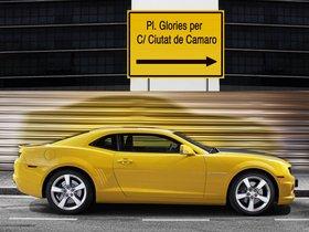 Ver foto 12 de Chevrolet Camaro Coupe 2011