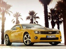 Ver foto 10 de Chevrolet Camaro Coupe 2011