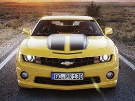 Ver foto 9 de Chevrolet Camaro Coupe 2011