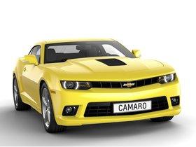 Ver foto 2 de Chevrolet Camaro Coupe 2014