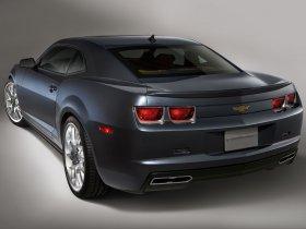 Ver foto 2 de Chevrolet Camaro Dusk 2009