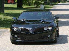 Ver foto 13 de Chevrolet Camaro Firebreather Classic Design Concept 2010