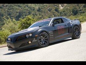 Ver foto 11 de Chevrolet Camaro Firebreather Classic Design Concept 2010