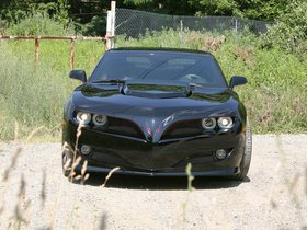 Ver foto 8 de Chevrolet Camaro Firebreather Classic Design Concept 2010