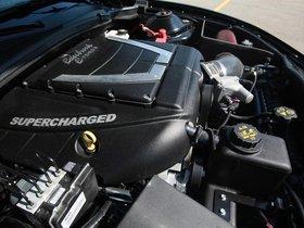 Ver foto 19 de Chevrolet Camaro Firebreather Classic Design Concept 2010