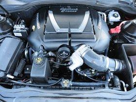 Ver foto 18 de Chevrolet Camaro Firebreather Classic Design Concept 2010