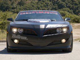 Ver foto 17 de Chevrolet Camaro Firebreather Classic Design Concept 2010