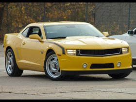 Ver foto 5 de Chevrolet Camaro HPP 2010