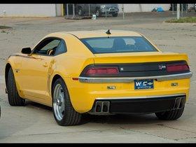 Ver foto 3 de Chevrolet Camaro HPP 2010
