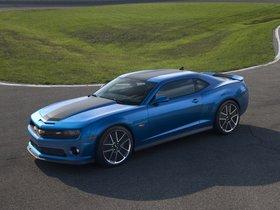 Ver foto 7 de Chevrolet Camaro Hot Wheels Special Edition 2012
