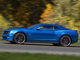 Ver foto 4 de Chevrolet Camaro Hot Wheels Special Edition 2012