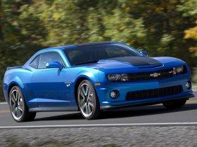 Ver foto 3 de Chevrolet Camaro Hot Wheels Special Edition 2012