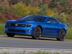 Ver foto 2 de Chevrolet Camaro Hot Wheels Special Edition 2012