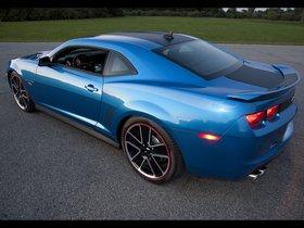 Ver foto 10 de Chevrolet Camaro Hot Wheels Special Edition 2012