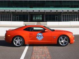 Ver foto 3 de Chevrolet Camaro Indianapolis 500 Pace Car 2010