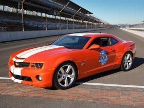 Fotos de Chevrolet Camaro Indianapolis 500 Pace Car 2010