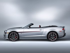 Ver foto 4 de Chevrolet Camaro LT RS Convertible Commemorative Edition 2015