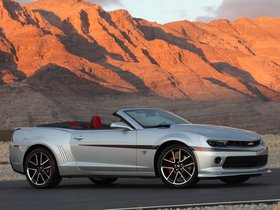 Ver foto 2 de Chevrolet Camaro LT RS Convertible Commemorative Edition 2015