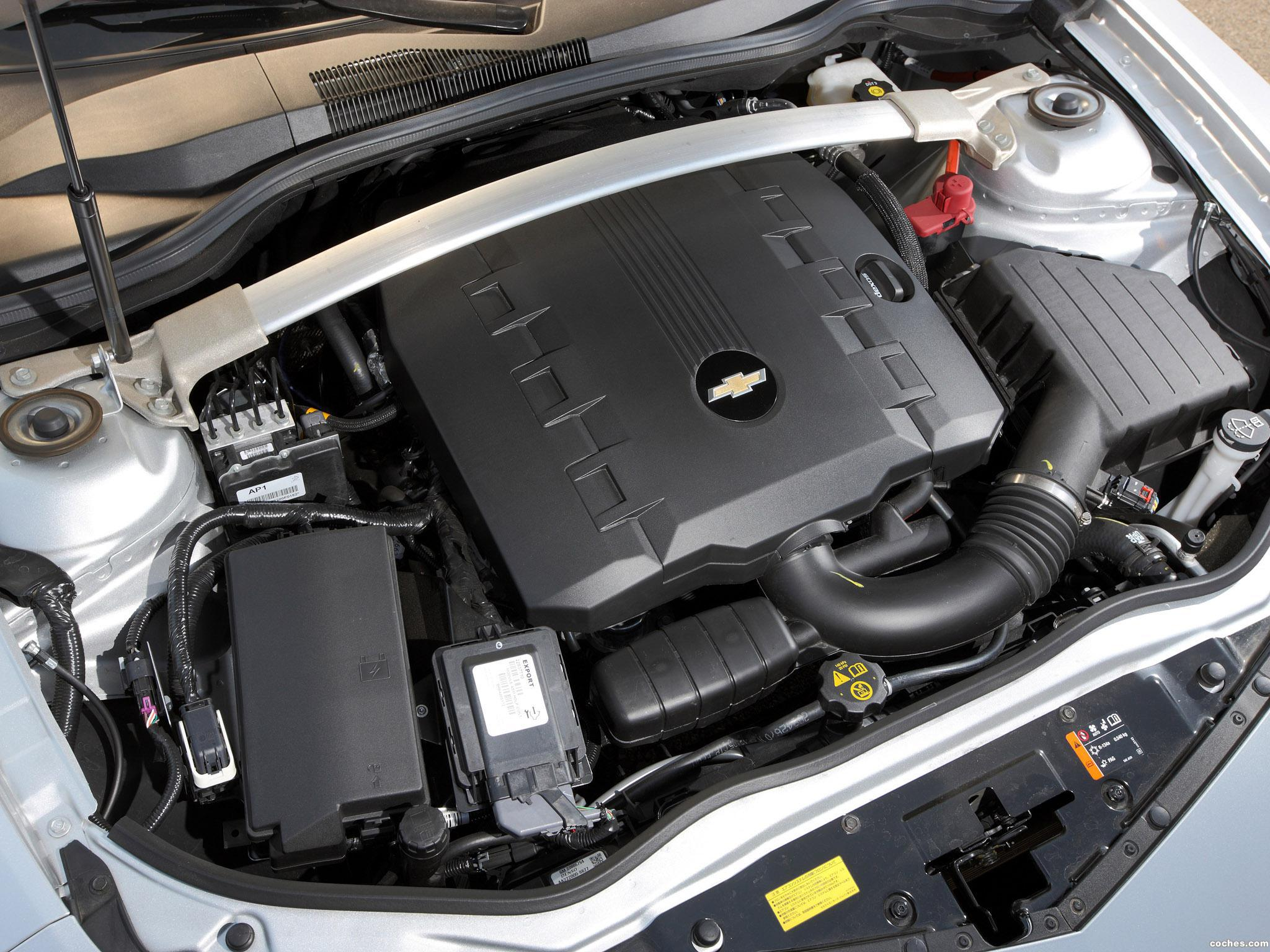 Foto 14 de Chevrolet Camaro LT RS Convertible Japan  2013
