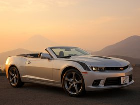 Ver foto 7 de Chevrolet Camaro LT RS Convertible Japan  2013