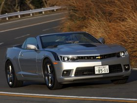 Ver foto 14 de Chevrolet Camaro LT RS Convertible Japan  2013