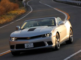 Ver foto 11 de Chevrolet Camaro LT RS Convertible Japan  2013
